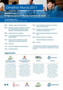 Murcia Climathon agenda web_final